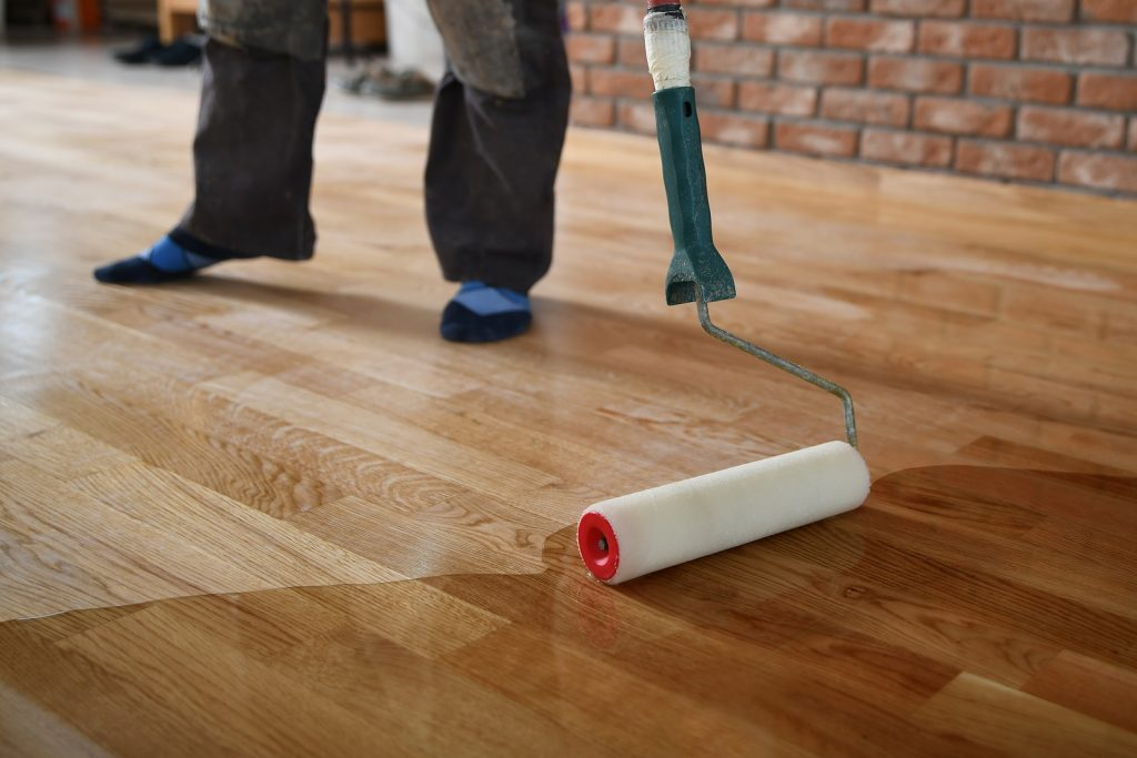 composite flooring maintenance